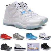 Wholesale light blue suede boots - Free shipping Classics Mid cutb NO.11 Mens Basketball Shoes Hot selling light comfortable Sport Shoes XI MID cut Sneaker Boot For Men