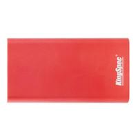 dizüstü masaüstü ssd toptan satış-KingSpec SSD 500 GB Kırmızı Kılıf Z3-512 Tip-c USB 3.1 Harici Taşınabilir SSD 512 GB USB3.1 Arayüzü HDD HD Dizüstü Masaüstü Tabletler Için