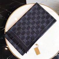 wollschals großhandel-Woolen Schal Mode Jacquard Kaschmir Schal Luxus Winter Kaschmirschal Designer