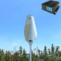 Wholesale vertical wind turbine permanent magnet generator wind generator w v v with