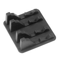rutschmatten für handys großhandel-Auto Anti-Rutsch-Matte Sticky Pad GPS-Halter Handy-Ständer Anti-Rutsch-Auto-Matte Magic Interior Decor Universal