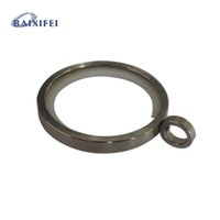 Wholesale curtain tracking - 20 Pcs Stainless Steel Curtain Rings Hanging Clamp Ring 35mm,Curtain Accessories Tracks Window Shower