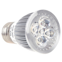 Wholesale Grow Energy - EWS E27 5W LED Plant Grow Light Hydroponic Lamp Bulb Energy Saving 4 Red 1 Blue for Indoor Flower Plants Growth Vegetable Gre