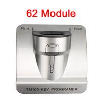 software de llaves automático al por mayor-V7.08 TM100 Programador clave de transpondedor con software completo (Módulo 62)