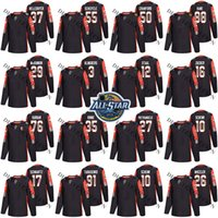 Wholesale division hockey for sale - Group buy Central Division All Star Game Jerseys pietrangelo rinne subban zucker staal klingberg mackinnon kane crawford All star Hockey Jerseys