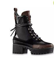 ingrosso stivaletti per le donne corte-Scarpe da donna in pelle di moda nuove di zecca stivali da donna autunno inverno corto zapatillas alla caviglia sapatos femininos sapatilha zapatos mujer.