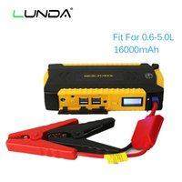 Wholesale start motors - LUNDA 19B Car jump starter Great discharge rate Diesel power bank for car Motor vehicle booster start jumper battery