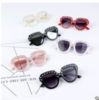 Glasses Wholesale High Quality Boys Gilrs Cat Eye Eyeglasses Special Section Fashion Kids Sunglasses Children Princess Cute Baby Hello Girl's Glasses