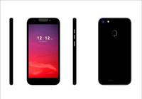 Wholesale phones 1g card resale online - 5 Inch X18 G2 Cellphone G Ram G Rom Memory Mobile Phone MTK6580M Quad Core W W Camera mah Battery Capacity Phone