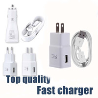 Wholesale samsung galaxy s6 edge charging adapter for sale – best Wall Charger Adapter Fast Charging Rapid Wall Charger Ft Cable For Samsung Galaxy S6 S7 Edge Note5
