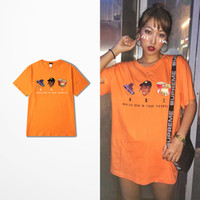 ingrosso uomini coreani camicie di moda-T-shirt Harajuku moda estiva coreana Uomo T-shirt in cotone 100% Skateboard T-shirt Dark Souls Funny Print Top Tee