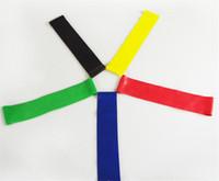 ejercicio de banda de expansión al por mayor-50 cm 20-35 Pounds Yoga Expander Bandas de resistencia Fitness Crossfit ym Pilates Deporte Body Training Ejercicio Stretch Band