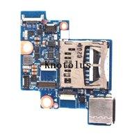 lector de tarjetas lenovo al por mayor-VIUU4 NS-A121 para Lenovo IdeaPad Yoga 11S DC IN Tarjeta de lector de tarjetas Power Jack