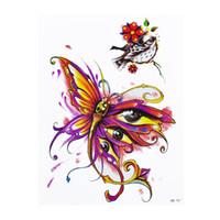 Venta Al Por Mayor De Mariposa Tatuajes Flores Comprar Mariposa