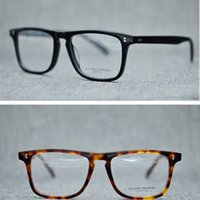 480d946feb Men Optical Glasses Frame Oliver Peoples OV5189 Brand Designer Square Frame  Eyeglasses Glasses for Women Myopia Eyeglasses with original Box