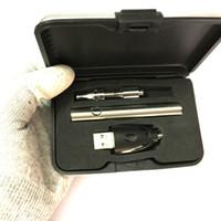 ingrosso sigarette esmart-Starter Kit cartuccia d'olio monouso Amigo Liberty E Sigaretta 380mAh Batteria pre-riscaldamento esmart con caricatore USB wireless Confezione regalo
