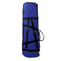 Wholesale Oxford Pads - Wholesale-600D Water-resistant Trombone Gig Bag Oxford Cloth Adjustable Shoulder Straps Pocket Cotton Padded for Alto Tenor Trombone