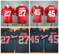 Wholesale archie manning jerseys for sale - Vintage Ohio State Buckeyes  College Football Jerseys Cheap Mens d7a813745