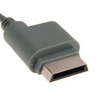 video kablosu kalitesi toptan satış-Sıcak 1.8 m RGB Scart Video HD TV AV Kablosu Için XBOX 360 Sürüm Yüksek Kalite Toptan