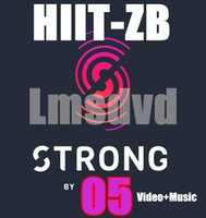 Wholesale Hots Dvd - Free Shipping 2018.1 New South America HOT DANCE HIIT STRONG BY 05 Comprehensive dances STRONG05 Video DVD + Music CD