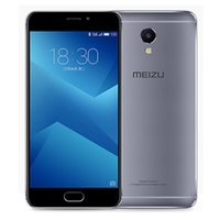 cep telefonu android notları toptan satış-Unlocked Orijinal Meizu M Not 5 Meilan 4 GB RAM 64 GB ROM Cep Telefonu Helio P10 Octa Çekirdek Android 5.5