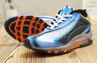 Wholesale pu process - Brand New 97 Running Shoes Dyeing Process 99 3D Sport Shoes Men And Women Shoes Casual Sports Sneakers Size 36-44