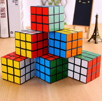 Puzzle Cube Small 3cm Mini Magic Cube Game Learning Educational Game Puzzle Cubes Good Gift Toy Novelty Items CCA10289-A 240pcs