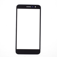 Wholesale replacement screens for cell phones resale online - Cell Phone Replacement Top Front Outer Glass Screen for Galaxy On7 Black