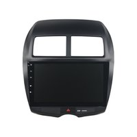 Wholesale 10 Inch GB RAM core Andriod Car DVD player for MITSUBISHI ASX with GPS Steering Wheel Control Bluetooth Radio