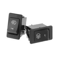 aydınlatmalı külbütör anahtarı toptan satış-1 ADET Pratik 4-Pins LED İş Işık Anahtarı Göstergesi Rocker Geçiş Anahtarı Sürüş Sis Lambası Aksesuarları Rastgele Renk