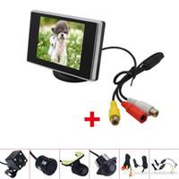 moniteur de stationnement vidéo sans fil achat en gros de-Voiture 3.5