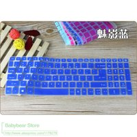 Wholesale acer aspire keyboards - 15.6 15 inch Silicone Keyboard Protector Cover Skin for Acer Aspire V15 F5-573 TMTX50 K50 F5-572 F5-573 F5-573G F5 573 572G