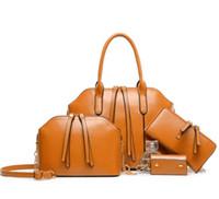 Wholesale leather lash for sale - Group buy Pink sugao new style Wax leather retro fashion handbag Lashes designer handbags tote bag cross body bag women messenger shoulder bag