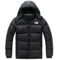 Wholesale outdoor jerseys for sale - Group buy Hot The Men Winter down jackets outdoor Keep warm fashion North casual cold warm thick down jacket Face men