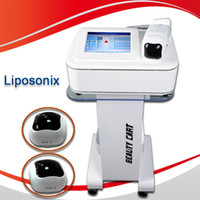 Wholesale slim spa beauty equipment for sale - Group buy 2018 New Model Good Effects Liposonix Slimming Beauty Machine Fat Removal Body Shaping Beauty Equipment spa salon home use machine
