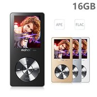 Discount high quality radio sound - Original HiFi MP3 Player with Speaker Metal APE FLAC WAV High Sound Quality 16GB Entry-level Lossless Music Player with FM Radio