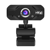 Wholesale camera sound microphone online - HXSJ S50 USB Web Camera P HD MP Computer Camera Webcams Built in Sound absorbing Microphone Dynamic Resolution