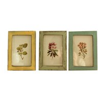 Wholesale Pictures Office Walls - DIY Picture Frame Household Decor Wood Photoes Frame Wall Hang Retro Pictures Office Decor Children's Picture Frames
