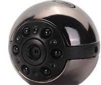 grabadoras de video al por mayor-SQ9 Mini DV HD 1080P Cámara de acción deportiva 12MP Car DVR Detección de movimiento de video Lámpara infrarroja multifunción Voz Video Recorder