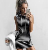kurze graue chiffonkleider großhandel-Sommer-reizvoller Designer-neue Frauen-mit Kapuze Kleider grauer Kapuzenmantel-Designer-neue Frauen-beiläufiges kurzes Kleid S-2XL