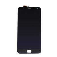 cep telefonları yedek parçaları toptan satış-Meizu Mx4 Pro LCD Ekran ve Dokunmatik Ekran Meclisi için cep Telefonu Yedek Parçalar Ekran siyah beyaz Ücretsiz Kargo