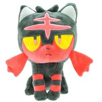 ingrosso meow peluche-My Pet Little Horse Pony Peluche 20cm Bright Spot Meow Pocket Monster Doll Euro-American Movie Peluche Ripiene Giocattoli