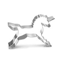 Wholesale quality brand tools resale online - Unicorn Shape Biscuit Cookie Cutter Horse Tools Stainless Steel Baking Mold Brand new and made of high quality stainless steel material