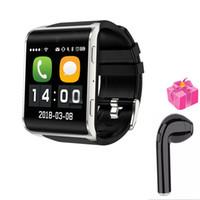 Wholesale vivo 4g for sale - DM2018 business smartwatch men women G wifi gps smart wrist watch amh battery for Android ios xiaomi huawei vivo