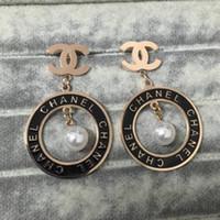 pandora venda por atacado-Fábrica Mulheres de Luxo Da Marca de Jóias Designer de Brincos caixa Original Para Pandora tiffan925 Sterling Silver Crystal Diamond Womens Brinco