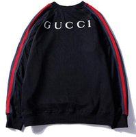 lista de marcas venda por atacado-Listado na nova 2018 camisola de marca de moda de luxo temporada estilo lazer camisa de negócios # 151