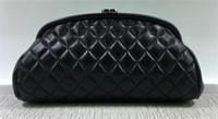 clássico noite embreagem venda por atacado-Nova moda caviar e clássicos de cordeiro cor preta fio senhora sacos bolsas feminians evening bag mulheres sacos de embreagem crossbody