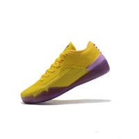 zapatos publicitarios al por mayor-Zapatillas de baloncesto Kobe AD NXT 360 infrarrojos blanco negro infrarrojo 23 voltios para hombre en oferta