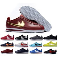 Wholesale Outdoor Netting Fabric - 2017 Hot Sale Cortez Mens Womens Net Point Running Shoes for Sculpture High Frequency Top quality Outdoor Classic Casual Sneakers 36-44