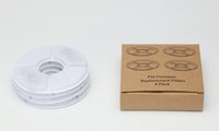 Wholesale automatic packing - Pack of 4 filters Compatible with Little Flower Fountain with Acthived Carbon